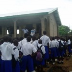 Sensitization at schools